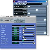 YMCK Magical 8bit Plug