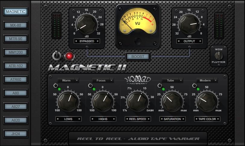 MAGNETIC II ベースセッティング