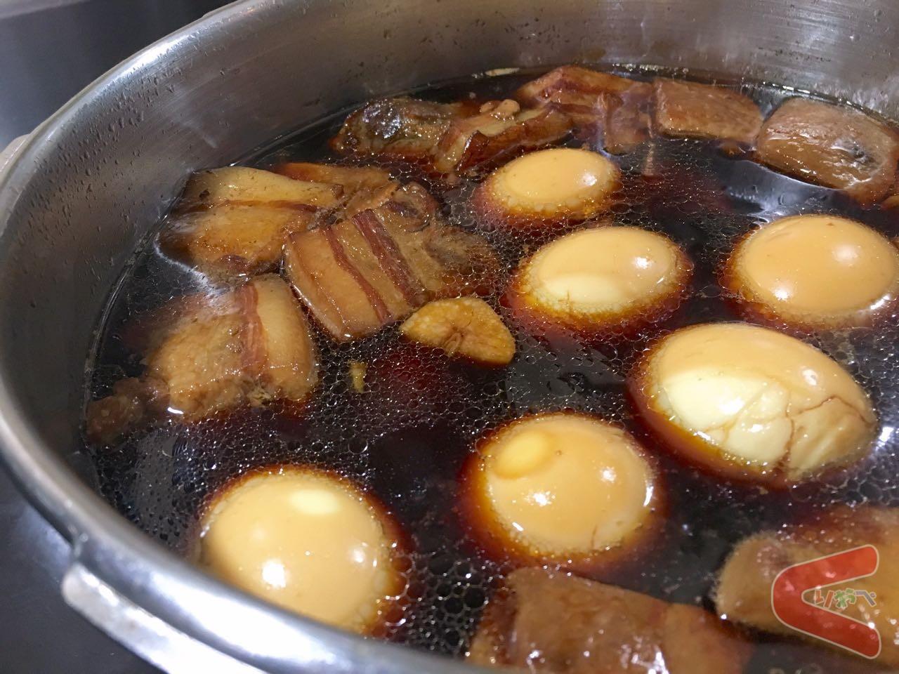 角煮のタレの作り方